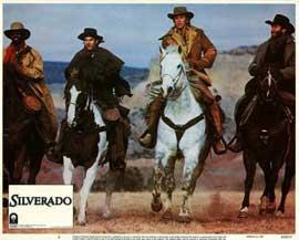 Silverado - 11 x 14 Movie Poster - Style E