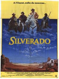 Silverado - 11 x 17 Movie Poster - French Style A