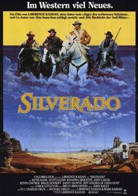 Silverado - 11 x 17 Movie Poster - German Style A