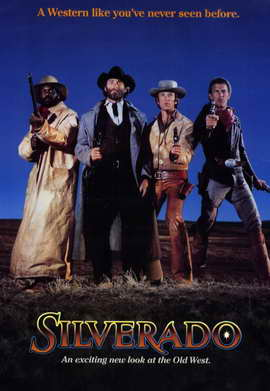 Silverado - 11 x 17 Movie Poster - Style E