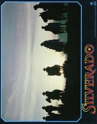 Silverado - 11 x 14 Poster German Style B