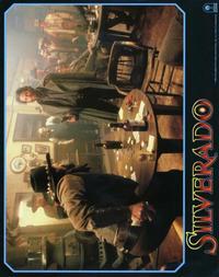 Silverado - 11 x 14 Poster German Style H