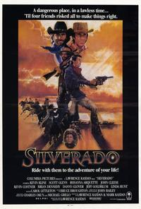 Silverado - 27 x 40 Movie Poster - Style B