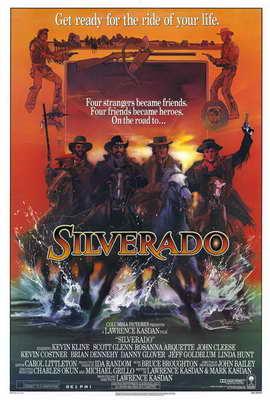 Silverado - 27 x 40 Movie Poster - Style A