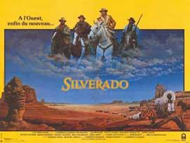 Silverado - 27 x 40 Movie Poster - French Style A