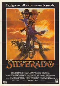 Silverado - 11 x 17 Movie Poster - Spanish Style A