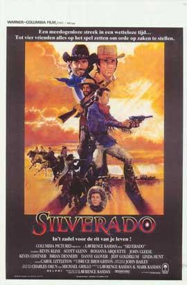Silverado - 11 x 17 Movie Poster - Belgian Style A
