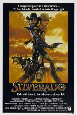 Silverado - 27 x 40 Movie Poster - Australian Style A