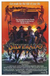 Silverado - 11 x 17 Movie Poster - Style A - Museum Wrapped Canvas