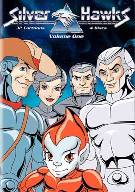 Silverhawks - 27 x 40 Movie Poster - Style B