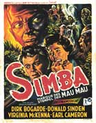 Simba - 27 x 40 Movie Poster - Belgian Style A