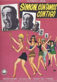 Sim�n, contamos contigo - 11 x 17 Movie Poster - Spanish Style A