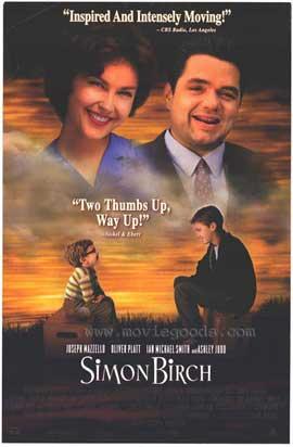 Simon Birch - 27 x 40 Movie Poster - Style A