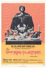 Simon, King of the Witches - 27 x 40 Movie Poster - Style A