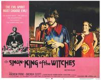 Simon, King of the Witches - 11 x 14 Movie Poster - Style A