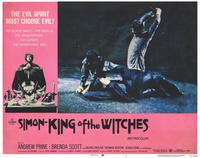 Simon, King of the Witches - 11 x 14 Movie Poster - Style B