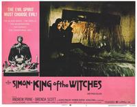 Simon, King of the Witches - 11 x 14 Movie Poster - Style C