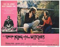 Simon, King of the Witches - 11 x 14 Movie Poster - Style D