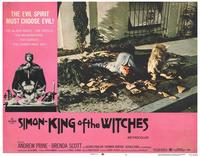 Simon, King of the Witches - 11 x 14 Movie Poster - Style E