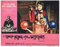 Simon, King of the Witches - 11 x 14 Movie Poster - Style F