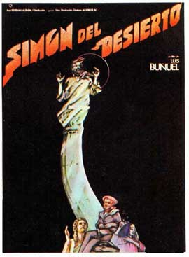 Simon of the Desert - 11 x 17 Movie Poster - Spanish Style A