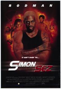 Simon Sez - 27 x 40 Movie Poster - Style A