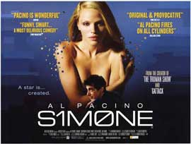 Simone - 27 x 40 Movie Poster - Foreign - Style A