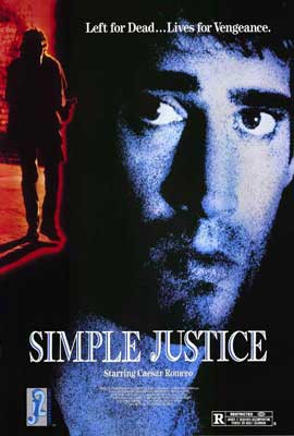 Simple Justice - 27 x 40 Movie Poster - Style A