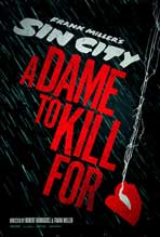 Sin City: A Dame to Kill For - 11 x 17 Movie Poster - Style A