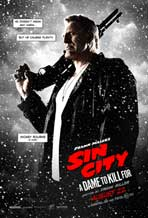 Sin City: A Dame to Kill For - 11 x 17 Movie Poster - Style D