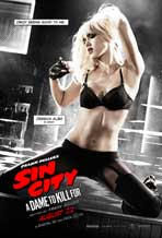 Sin City: A Dame to Kill For - 27 x 40 Movie Poster - Style F