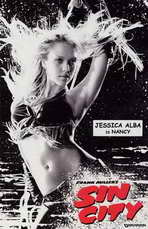 Sin City - 11 x 17 Movie Poster - Style A