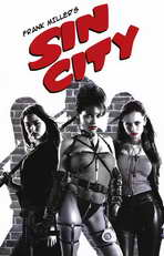 Sin City - 11 x 17 Movie Poster - Style J