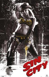 Sin City - Movie Poster - 22 x 35 - Style A
