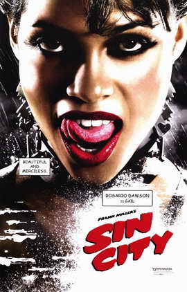 Sin City - 11 x 17 Movie Poster - Style H