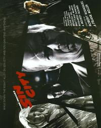 Sin City - 11 x 14 Movie Poster - Style D