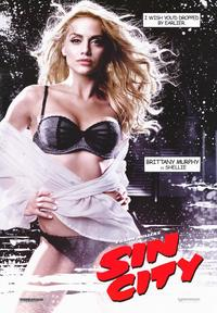 Sin City - 43 x 62 Movie Poster - Bus Shelter Style A