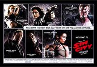 Sin City - 43 x 62 Movie Poster - Bus Shelter Style B