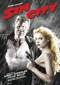 Sin City - 11 x 17 Movie Poster - Style S