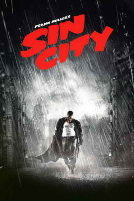 Sin City - 11 x 17 Movie Poster - Style V