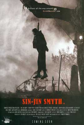 Sin-Jin Smyth - 11 x 17 Movie Poster - Style A