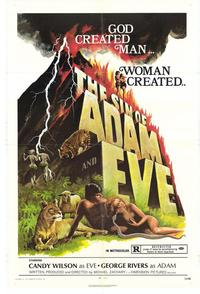 Sin of Adam & Eve - 11 x 17 Movie Poster - Style A