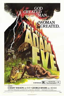 Sin of Adam & Eve - 27 x 40 Movie Poster - Style A