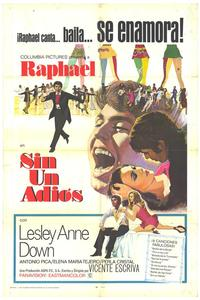 Sin un adios - 11 x 17 Movie Poster - Spanish Style A