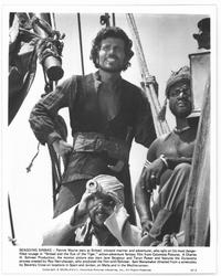 Sinbad and the Eye of the Tiger - 8 x 10 B&W Photo #1