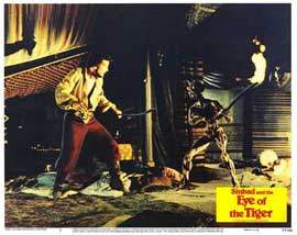 Sinbad and the Eye of the Tiger - 11 x 14 Movie Poster - Style D