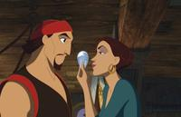 Sinbad: Legend of the Seven Seas - 8 x 10 Color Photo #12