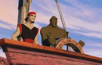 Sinbad: Legend of the Seven Seas - 8 x 10 Color Photo #16