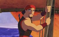 Sinbad: Legend of the Seven Seas - 8 x 10 Color Photo #28