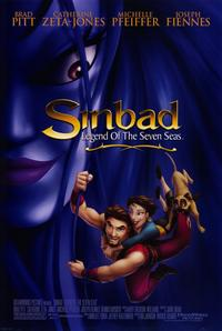 Sinbad: Legend of the Seven Seas - 11 x 17 Movie Poster - Style A